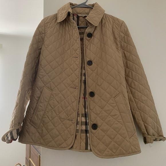 Burberry Classic Coat